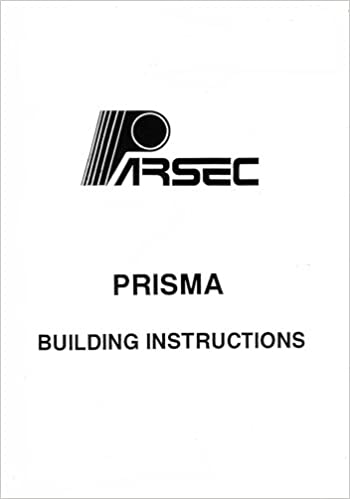 Parsec Prisma 110 Gas Car Instruction Manual Parsec Amazon Books