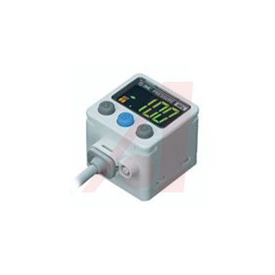 SMC Corporation ISE40A-01-T-P PRESSURE SWITCH R1/8 PNP 2 ANALOG VOLTAGE OUT UNIT SWITCHING
