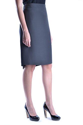 Armani Collezioni Mujer MCBI024094O Gris Acetato Falda