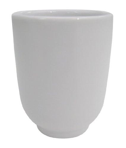 White 8 Ounce Teacup - 8