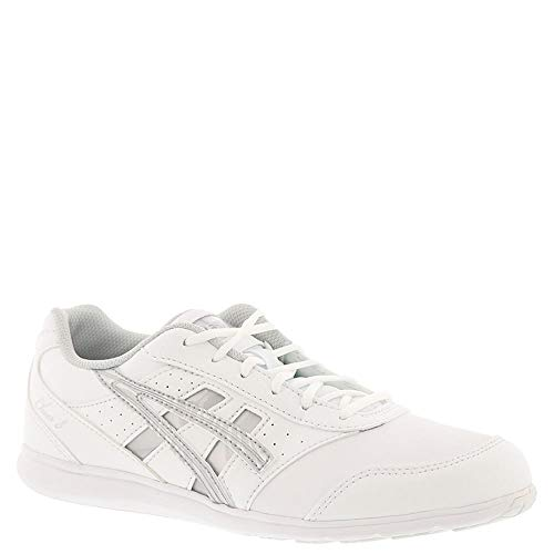 Asics Cheer 8 Women's Cheer Shoes, White, Size 9 (Cheer Shoes Asic)
