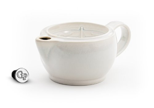 Georgetown Pottery G12 Shaving Scuttle Mug - Opal by Georgetown Pottery
