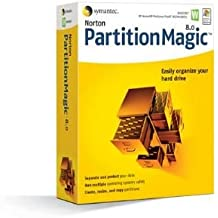 Norton Partition Magic 8.0