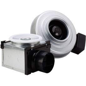 Fantech Bath Fan PB110H, 120V, 1 PH, 110 CFM, 50W Halogen Light, 4