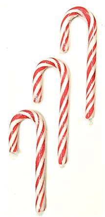 amazon com diabeticfriendly s sugar free 3 to 4 inch candy canes