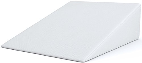 Bed Wedge, FitPlus Premium Wedge Pillow 1.5 Inches Memory Fo