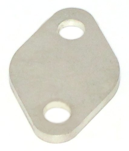 Oil Pump Block Off Plate - Kawasaki Yamaha 650 750 701 760 Oil Pump Block Off