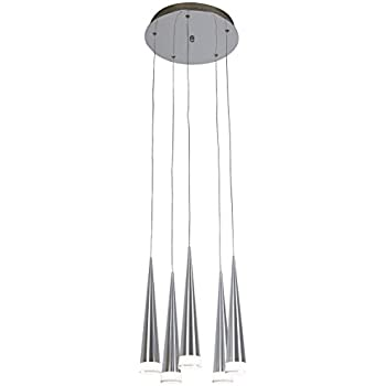 Lightinthebox max 5w pendant light modern chrome chandeliers ceiling lightinthebox max 5w pendant light modern chrome chandeliers ceiling lighting fixture for led metal living room aloadofball Choice Image