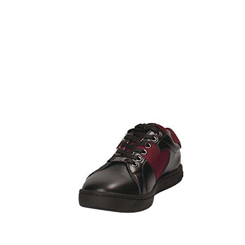 Fornarina PI18AN1059VA00 Sneakers Femmes Noir K04RjRQGn