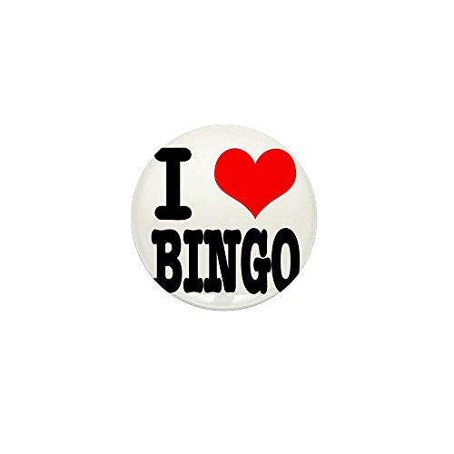 CafePress I Heart (Love) Bingo 1