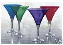 (Tupperware Sheerly Elegant Martini)