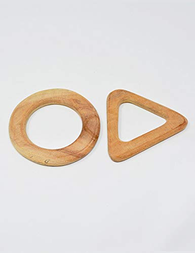 Ariro Teether – Circle & Triangle