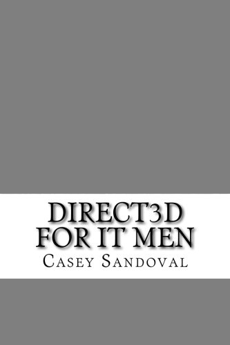 Direct3D for IT Men by CreateSpace Independent Publishing Platform