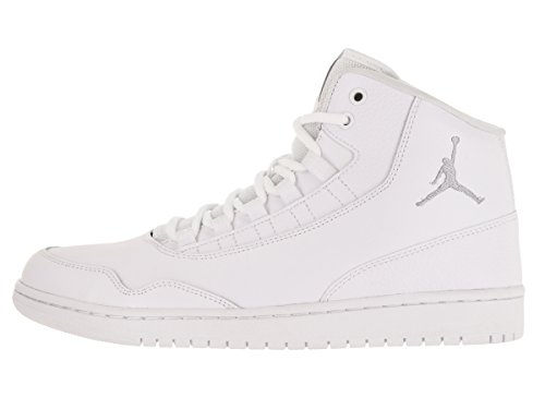 Jordan da NIKE Wolf Executive White Grigio Bianco Uomo white Grey Scarpe Fitness dFFOtBx