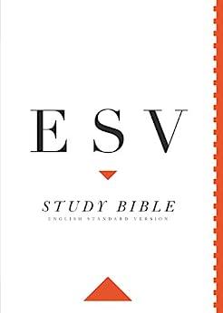 ESV Study Bible by [Bibles, Crossway]