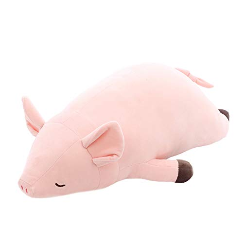 Starte Cute Piggy Stuffed Animal Pillow for Kids The Pig Plush Toy Cushion Toys Gift for Baby Girls Pig Doll 16