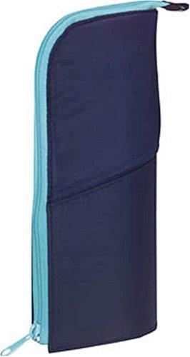 KOKUYO F-VBF121-1 Pen Case Pencil Holder NEO CRITZ Dark Blue