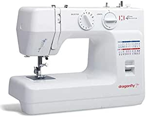 Dragonfly Sewing Machine 2048 24 Patterns