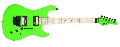 Lime Green Electric Guitar | www.pixshark.com - Images ...