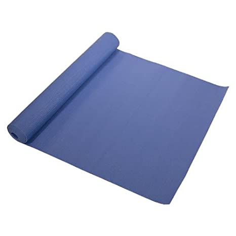 Yoga Travel Mat, Royal Blue, 24