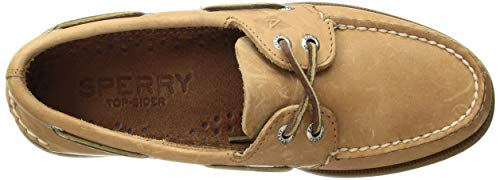 Uomo Original Barca Sahara da Scarpe 2 Eye Authentic Sperry Brown S0qwZZ
