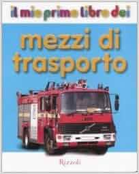 Amazon.com: Mezzi DI Trasporto (Italian Edition