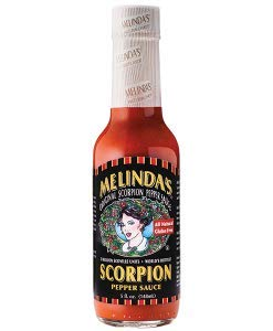 Melinda's Trinidad Scorpion Pepper Hot Sauce, 5 Ounce