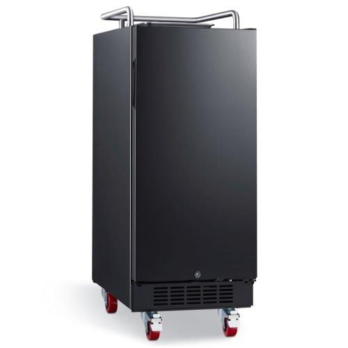 EdgeStar BR1500BL Kegerator Conversion Refrigerator