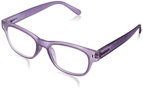 Foster Grant Women's Angie Purple 1017878-150.COM Wayfarer Reading Glasses, Purple, - Trends 2017 Spring Eyeglasses