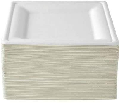 10 x 50 500 x 24cm Super Strong High Quality Chinet Disposable Party Plates
