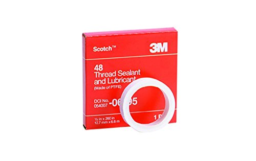 3M 6195 Thread Sealant and Lubricant Tape