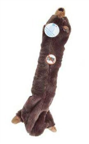 Ethical Skinneeez Big Bite Bear Assorted Stuffingless Dog Toy (Stuffingless Dog Toys As Seen On Tv)