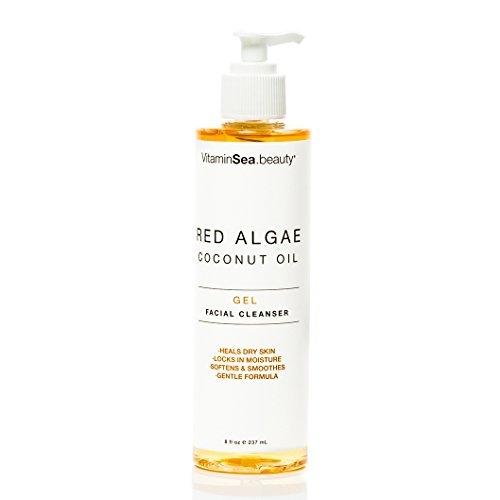 VitaminSEA.beauty Red Algae & Coconut Oil Gel Facial Cleanser