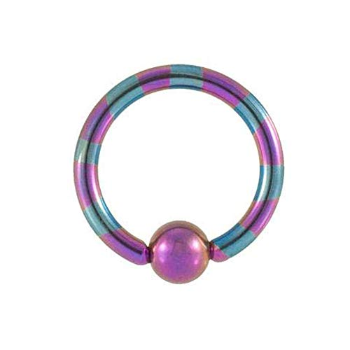 - Monster Steel 14g Purple and Blue Striped CBR
