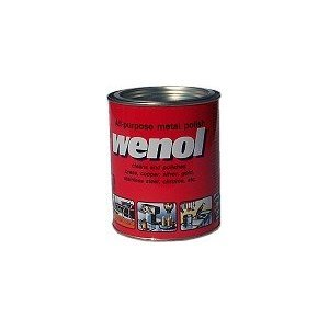 Wenol All Metal Polish, 1000 Ml Can Wenol Polish y333