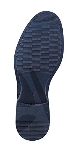 Casual - 810 - Zapato Caballero Piel Marino