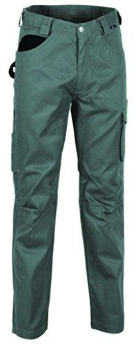 Cofra V014-0-01.E50 Walklander Pantalon, Gris/Noir, Taille 50