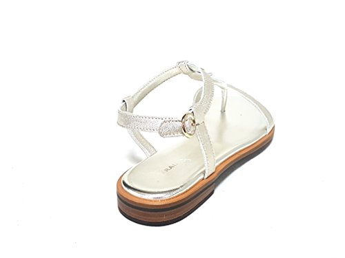 Frau Women's Fashion Sandals Grey Platino Aot5KSZ
