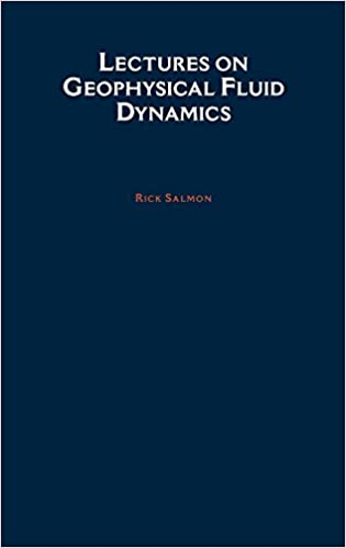 Lectures on Geophysical Fluid Dynamics: Rick Salmon: 0000195108086