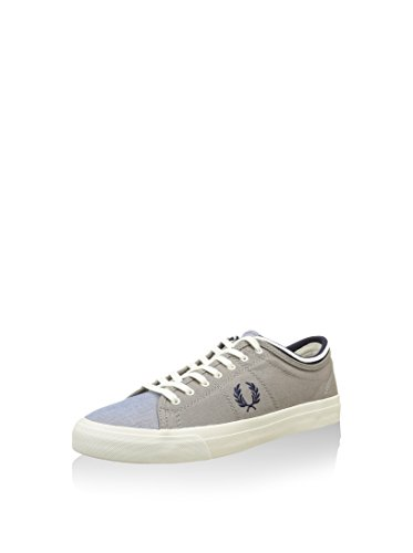 Fred Perry Kendrick Tipped cuff B6234119, Baskets Mode Homme