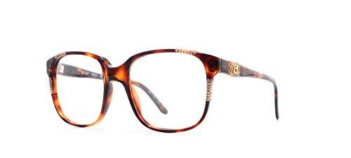 Emmanuelle Khanh 507 PGC1 18 Brown Authentic Women Vintage Eyeglasses Frame (Emmanuelle Khanh)