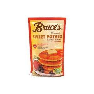 Bruce's Sweet Potato Pancake Mix 6oz ()