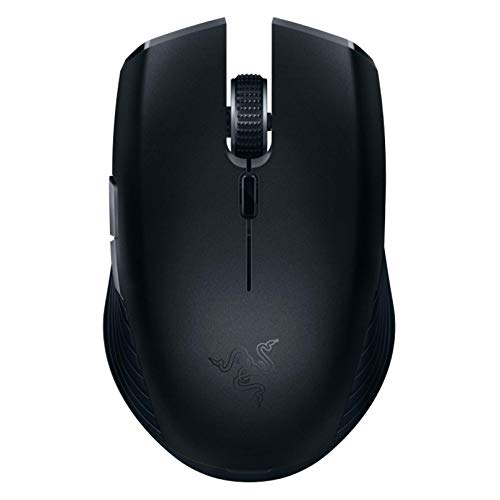 Razer Atheris Ambidextrous Wireless Mouse: 7200 DPI Optical Sensor – 350 Hr Battery Life – USB Wireless Receiver…