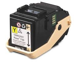 Ink Now Premium Compatible Cartridge Phaser 7100 2-Pack Yellow 106R02604 for 106R02604 Printers 9000 Yield