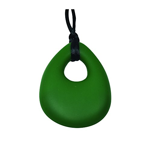 Chewable Oval Pendant Buddy Forest