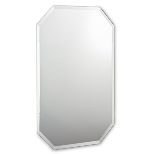 Abbott Collection Parlour 8-Sided Beveled Mirror, Large ()