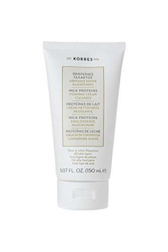 Korres Milk Proteins Gentle Cream Foaming