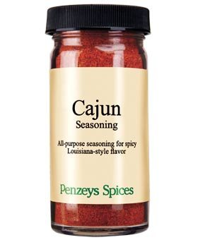 Cajun Style Seasoning By Penzeys Spices 2.1 oz 1/2 cup
