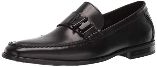 Kenneth Cole New York Men's Aaron Slip On B Loafer, Black, 10.5 M US