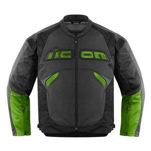 [해외] Icon 아이콘 Sanctuary Jacket 재킷 2014모델 그린 XL